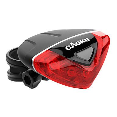 Fahrradrücklicht LED - Radsport Einfach zu tragen Farbwechsel AAA 100 Lumen Batterie Radsport