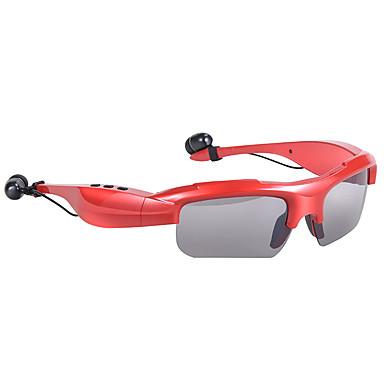 話す機能付きbluetooh 4.1ワイヤレススマートメガネ
