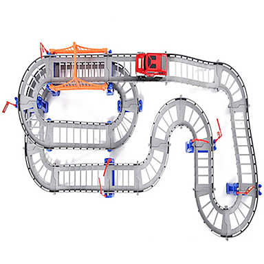 Spielzeug-Autos Schienen-Auto Spielzeuge Pferd Elektrisch Kinder Stücke