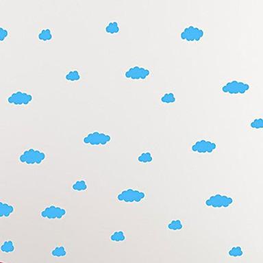 צורות מדבקות קיר מדבקות קיר מטוס מדבקות קיר דקורטיביות, PVC קישוט הבית מדבקות קיר קיר