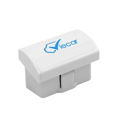 viecar 2.0 ELM327 butooth obd2 ficha de detecção universal OBD costume apoio