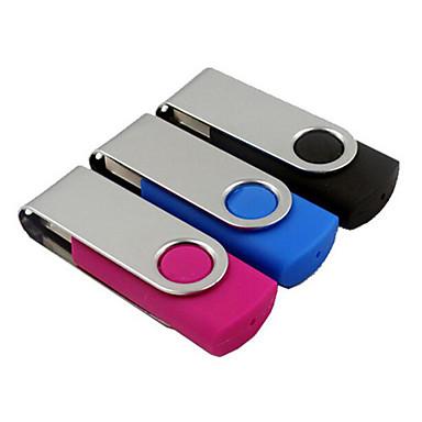 32GB memoria USB Disco USB USB 2.0 El plastico Rotativo