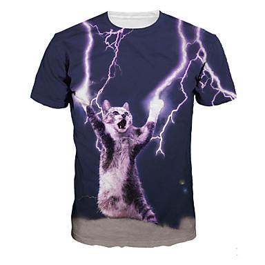 Inspiré par Cosplay Cosplay Manga Costumes de Cosplay Cosplay T-shirt Imprimé Manches Courtes Tee-shirt Pour Homme Femme