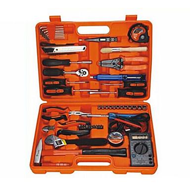 kaisi® 53 hjem maskinvare gruppe sett med håndverktøy, hardware vedlikeholdshåndbok