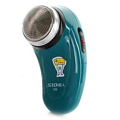 Elektrisk barbermaskin Herre Ansikt Elektrisk Lav lyd Rustfritt Stål SID