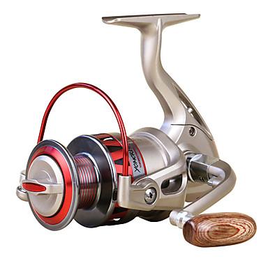 Spinne-hjul 5.5/1 10 Kulelager Byttbar Agn Kasting / Generelt fisking-DF1000 Yumores