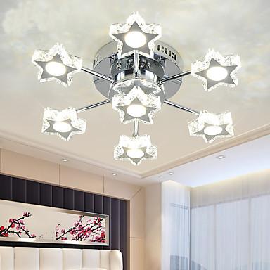 מודרני / עכשווי צמודי תקרה עבור סלון חדר שינה מקלחת חדר אוכל משרד חדר ילדים נורה כלולה