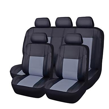 כיסויי למושבים לרכב כיסויים עור PU עבור אוניברסלי