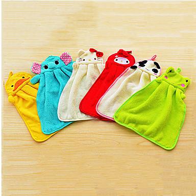 Høj kvalitet 1pc Tekstil Rengøringsbørste og klud Værktøj, Køkken Rengørings midler