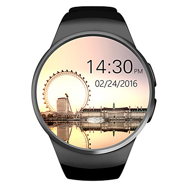 cheap Smartwatches-KING-WEAR® YYKW18 Women Smartwatch Android iOS Bluetooth Sports Touch Screen Calories Burned Long Standby Hands-Free Calls Call Reminder Activity Tracker Sleep Tracker Sedentary Reminder Find My