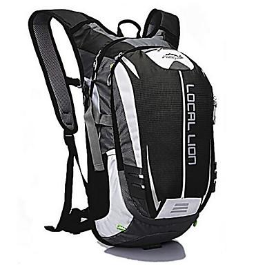 21 L mochila Alpinismo Esportes Relaxantes Ciclismo/Moto Acampar e Caminhar ViajarLista Reflectora Prova-de-Água Á Prova-de-Pó Vestível