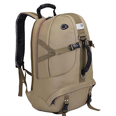 55 L mochila Acampar e Caminhar Ao ar Livre Multifuncional Vermelho / Cinzento / Caqui / Preto / Azul / Camuflagem Nailom Other