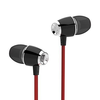 UiiSii UiiSii U5 באוזן חוטי אוזניות דִינָמִי טלפון נייד אֹזְנִיָה עם מיקרופון עם בקרת עוצמת הקול אוזניות