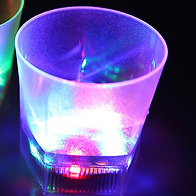 1pc bunte Farbe kreative Pub ktv LED-Lampe LED-Nachtlicht Trinkbehälter