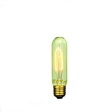 1pc 60 W E26 / E26 / E27 / E27 T10 Incandescent Vintage Edison Ampul 220-240 V