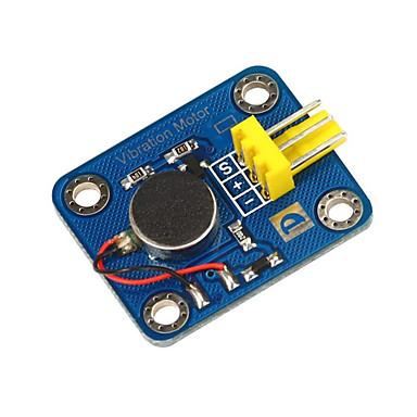módulo de interruptor de vibración del motor vibratorio de los sensores de juguete con motor para Arduino