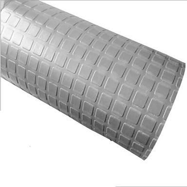 piso de auto de plástico pode ser adaptado cinza bobina van van com espessamento piso de plástico com quadrados cinzentos
