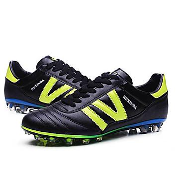 ailema Homens Futebol Tênis Primavera / Verão / Outono Almofadado / Anti-desgaste / Respirável Sapatos Branco / Vermelho / Preto / Azul