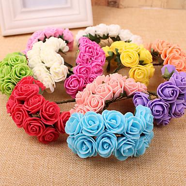 Fleurs de mariage Forme libre Roses / Pivoines Décorations Mariage / Le Party / soirée Mousse 1.18