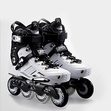 Chaussures Noir / Blanc Tulle Chaussures de Ski Unisexe