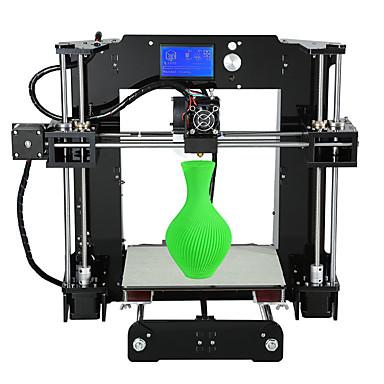 anet a6 ny versjon FDM desktop DIY 3D-printer (adjustbale spenning / monteringsanvisningene i SD-kort)