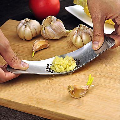 Herramientas de cocina Acero inoxidable Cocina creativa Gadget Picadora para vegetal 1pc