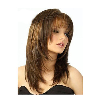Classical  Wig Hot Sale Popular Synthetic Wigs Cheap Wig