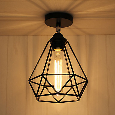 Rústico/Campestre Vintage Retro Lanterna Regional Tradicional/Clássico Montagem do Fluxo Para Sala de Estar Quarto Banheiro Cozinha Sala