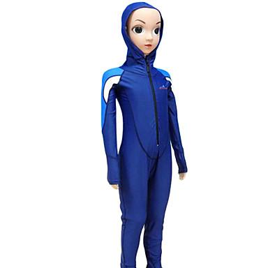 Dive&Sail Herrn Damen Kinder Diveskin-Anzug UV-resistant Handyhülle für das ganze Handy Videokompression Tactel Langarm Tauchanzüge