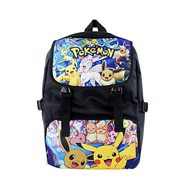 Bolsa Inspirado por Pocket Little Monster Fantasias Anime Acessórios para Cosplay Bolsa mochila Nailom Masculino Feminino