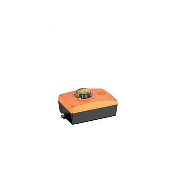 Schalter orange Farbe Metallmaterial Wechselstromversorgung physikalische Messinstrumente Typ