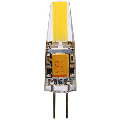 YWXLIGHT® 2.5W 250 lm G4 Luces LED de Doble Pin MR11 4 leds COB Impermeable Decorativa Blanco Cálido Blanco Fresco Blanco Natural DC 24V