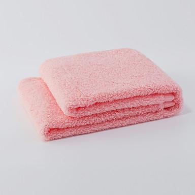 bzhome®face håndkle vask håndkle 100% bomull av høy kvalitet super myk
