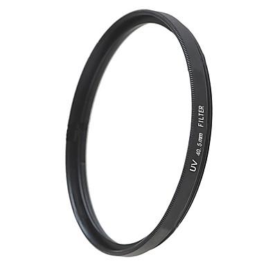 emoblitz 40.5mm uv ultrafiolett beskytter objektivet filter svart