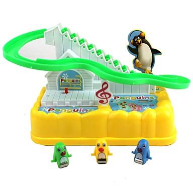 Juguete Educativo Animales Música Eléctrico Divertido El plastico 1pcs Clásico Instrumentos musicales de juguete Niños Regalo