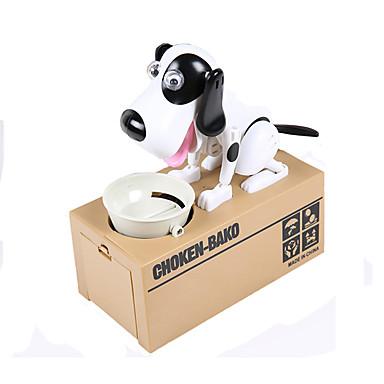 Choken Bako sparebøsse Møntholder Pengeboks Hunde Originale 1 pcs Børne Voksne Drenge Pige Legetøj Gave / Munching Toy