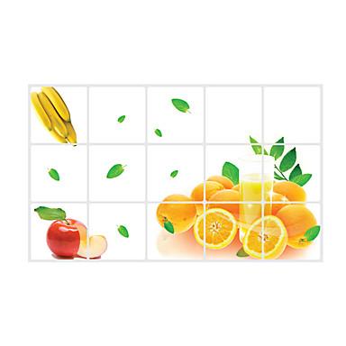 Køkken Tools Papir Multi-funktion / Øko Venlig Originale Til hjemmet / Til kontoret / Dagligdags Brug 1pc / Dekorative Mur Klistermærker