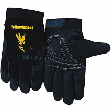 les gants mécaniques 10-2660 huile porc gants résistant à l'humidité résistant résistant à l'usure