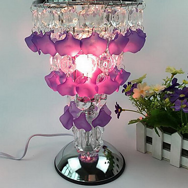 perles de capteur tactile de pétales de lampe de parfum tourbillonnant tableau décoratif nightlight