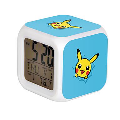 שעון קיבל השראה מ Pocket Little Monster קוספליי אנימה אביזרי קוספליי שעון שרף זכר נקבה