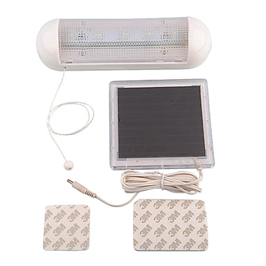 LEDソーラーライト 防水 屋外照明 ナチュラルホワイト <5V