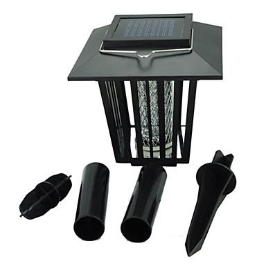 LED Flutlichter Leicht zu installieren Wasserfest Kühles Weiß Lila Batterie