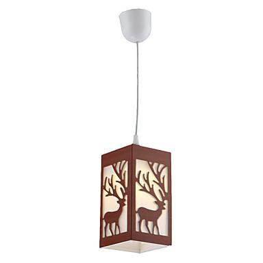 מודרני / עכשווי מסורתי / קלסי Drum סגנון קטן מנורות תלויות תאורה כלפי מטה עבור סלון חדר שינה מקלחת מטבח חדר אוכל משרד חדר ילדים כניסה