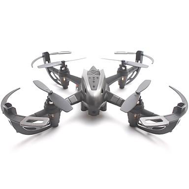 RC Drohne YiZHAN I4S 4 Kan?le 6 Achsen 2.4G Mit HD - Kamera 720P Ferngesteuerter Quadrocopter LED-Lampen / Ein Schlüssel Für Die Rückkehr