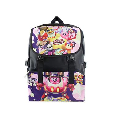 Bolsa Inspirado por Um Homem perfurador Fantasias Anime Acessórios para Cosplay Bolsa mochila Nailom Masculino Feminino