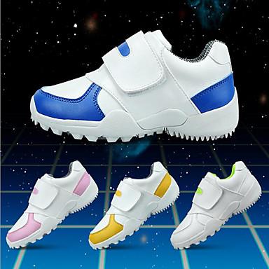 (Blå / Gul / Grønn / Rosa) -Komfort-Sneakers-Syntetisk- CBOY
