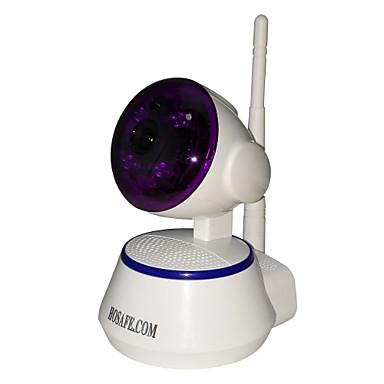 hosafe sv04 720p sem fio pan / tilt câmera IP / 4pcs leds matriz IR / duas vias falar / motion alerta de e-mail de detecção