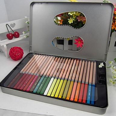 72 color de agua de alto nivel del lápiz coloreado soluble jardín secreto