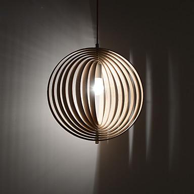 40w Anheng Lys ,  Moderne / Nutidig / Rustikk Tre Trekk for designere Tre/ BambusStue / Spisestue / Leserom/Kontor / Barnerom / Inngang /