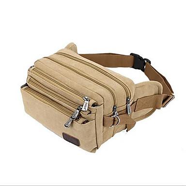 Herrer PU Formell Livvidde Bag Kamel
